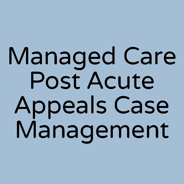 managed care case management