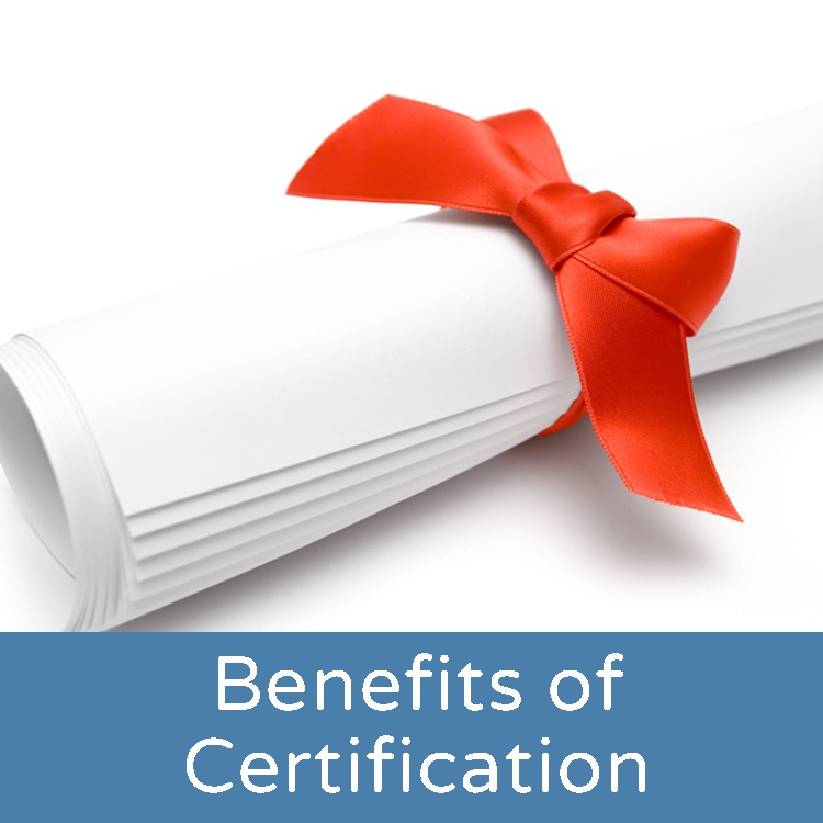 benefits of ccm certification