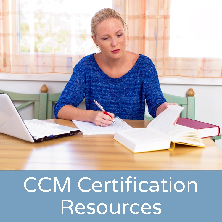 ccm certification resources