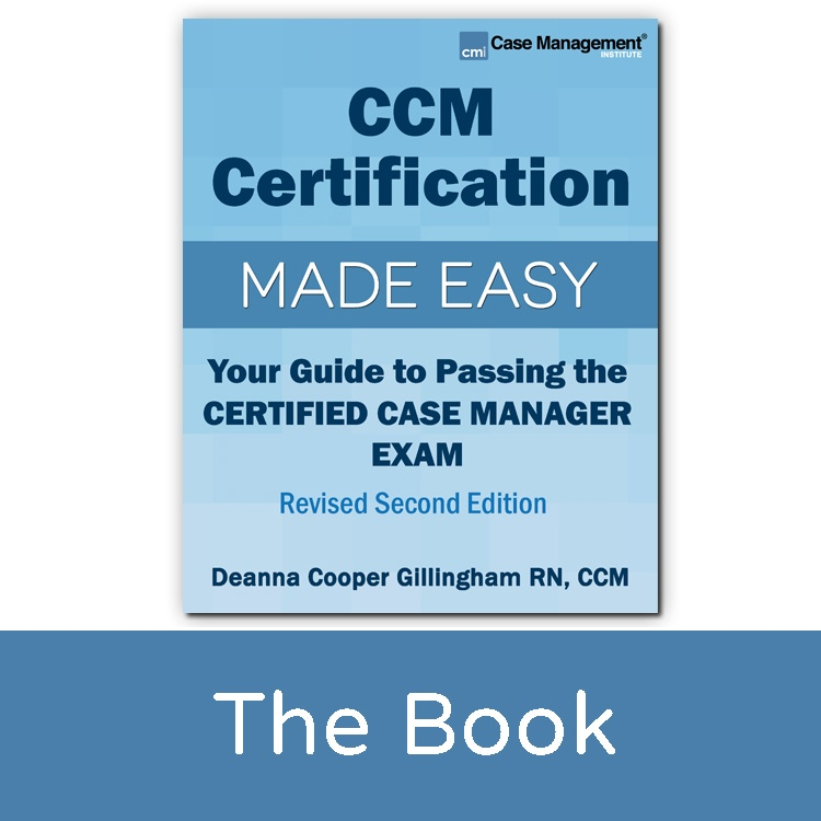 ccm certification made easy book