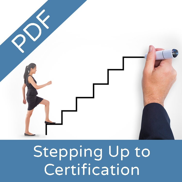 stepping up to ccm certification