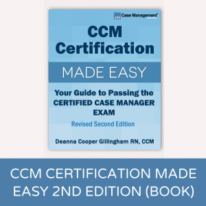CCM Certification Made Easy 2nd Edition (Book)