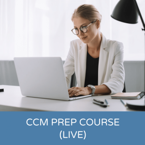 CCM Prep Course (Live)