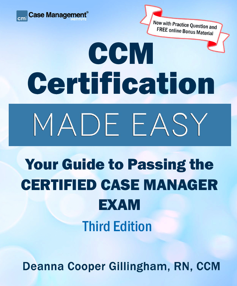 CCM Certification Made Easy 3rd Edition