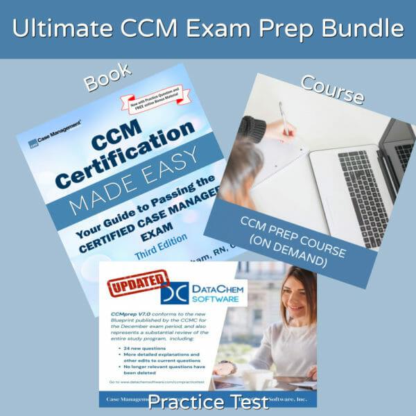Ultimate CCM Exam Prep Bundle